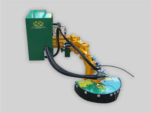 Electro-Hydraulic Strimmer – Model RET